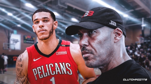 Lakers news: LaVar Ball was at Drew League when Lonzo Ball got traded in Anthony Davis package
