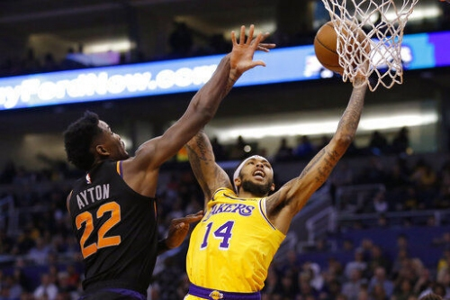 AP Source: Lakers, Pelicans, agree on Anthony Davis trade