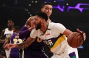 Whicker: With Kyle Kuzma staying and Anthony Davis coming, it's no longer LeBron or bust for Lakers