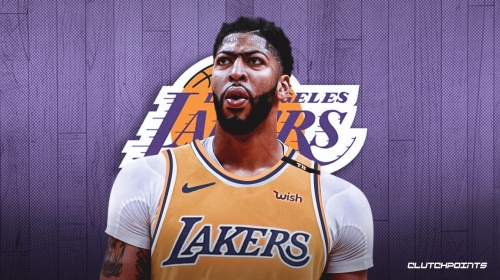 RUMOR: Anthony Davis plans to re-sign with Lakers in 2020