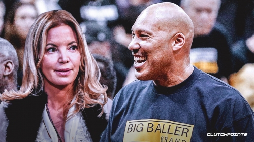 LaVar Ball's message to Jeanie Buss after Lonzo Ball got traded from Lakers