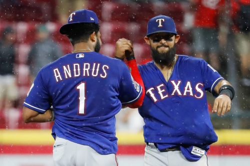 Notebook: Rangers guaranteed first winning road trip of season with win over Reds