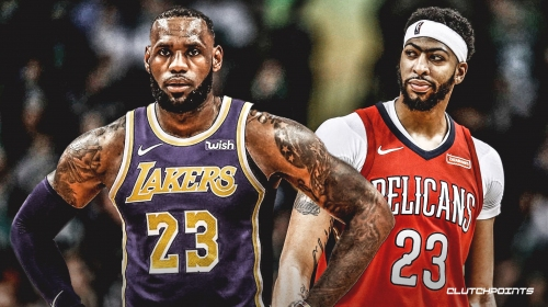 Lakers news: LeBron James reacts on Anthony Davis trade