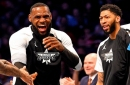 LeBron James Reacts To Lakers Trading For Anthony Davis From Pelicans