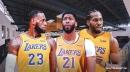 Kawhi Leonard's sister reacts to LeBron-Anthony Davis-Kawhi Leonard big 3 with Lakers