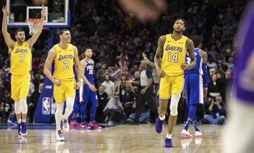Reaction to Lakers trade for Anthony Davis – LaVar Ball predicts no championships
