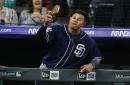 Machado, Green ejected; Padres lose to Rockies