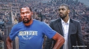 RUMOR: Warriors' Kevin Durant moved to New York for the summer, met with Kyrie Irving