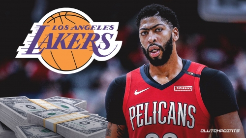 REPORT: Pelicans could delay Anthony Davis trade execution to allow $32 million in cap room for Lakers