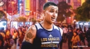 Lakers' Kyle Kuzma claims he got mobbed in Shanghai after Anthony Davis trade