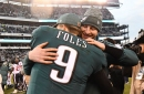 The Linc - Former NFL player talks about why the Eagles were right to keep Carson Wentz over Nick Foles