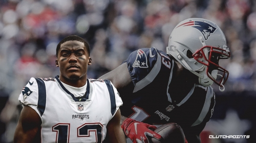 Phillip Dorsett could be on the 'hottest, hot seat' this season for New England