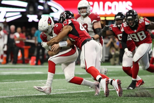 A post-draft review of the Falcons' DE position