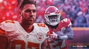 Travis Kelce says Kareem Hunt release 'ripped our hearts'