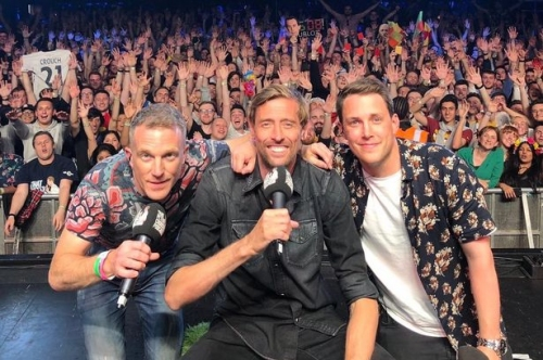 'We love you Crouchy, we do' - 'Robot' brings the house down at sellout Crouchfest