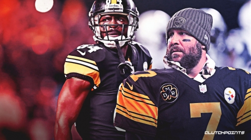 Steelers news: Ben Roethlisberger says Antonio Brown 'made me a better quarterback'