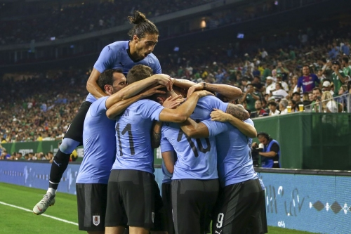 Uruguay v. Ecuador, Copa America and Gold Cup: game threads and how to watch