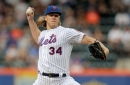 Mets starter Noah Syndergaard sent to the Injured List, Robinson Cano returns