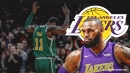 Report: LeBron James has some optimism Kyrie Irving is still in play for Lakers