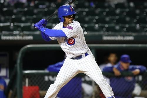 Would a Robel Garcia callup to the Cubs make sense?