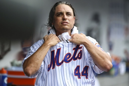 Jason Vargas leaves Mets' Sunday afternoon game early