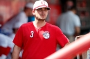 Cincinnati Reds infielder Scooter Gennett to begin rehab assignment Monday at Daytona