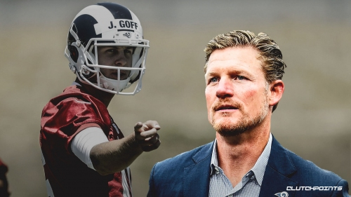 Rams' Les Snead confirms preliminary discussions have begun on Jared Goff contract extension