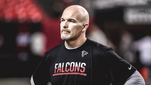 Falcons coach Dan Quinn explains why assistant coaches and players need to evaluate him