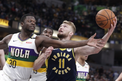 Report: Pelicans forward Julius Randle declines player option, will become unrestricted free agent