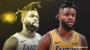 Lakers' Reggie Bullock grateful of the opportunity to play with Brandon Ingram