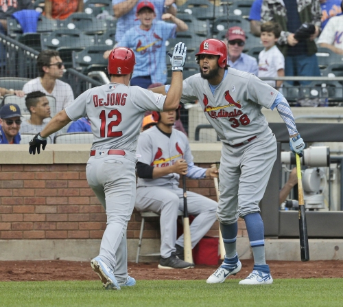 Pauls-powered Cards edge Mets, head home from 5-5 trip