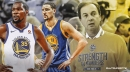 Warriors' Joe Lacob looking at $155 million in luxury tax with Klay Thompson, Kevin Durant maxed out