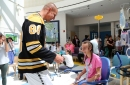 Rob Gronkowski remains active in the community even in retirement
