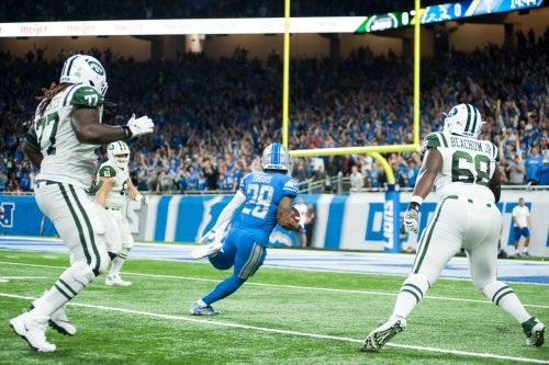 Open thread: Who will score the first Lions touchdown of the season?