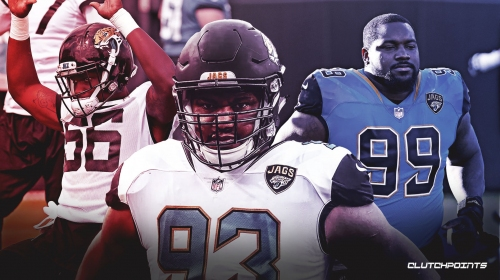 Jaguars news: Calais Campbell compares rookie Quincy Williams to Marcell Dareus