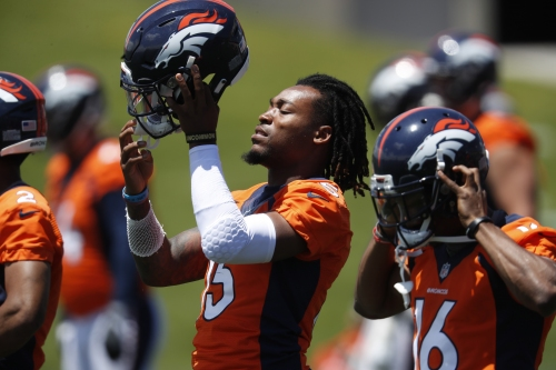"""""""He was going to rise."""" Juwann Winfree's personal evolution leads to Broncos opportunity."""