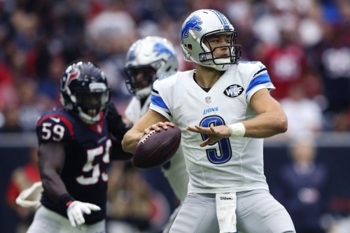 Detroit Lions to officially hold joint practices with Texans