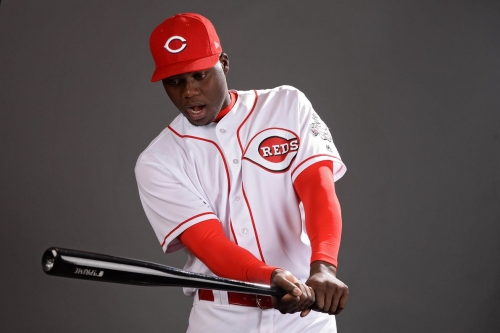 Farmers Only: Aristides Aquino Drops The Hammer