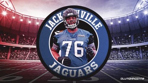 Jaguars impressed with OL Will Richardson's versatility