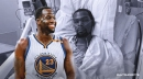 Report: Warriors' Draymond Green flew to New York to visit Kevin Durant during Achilles recovery