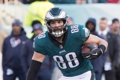 The Linc - Eagles players vote Dallas Goedert as most impressive player from spring practices