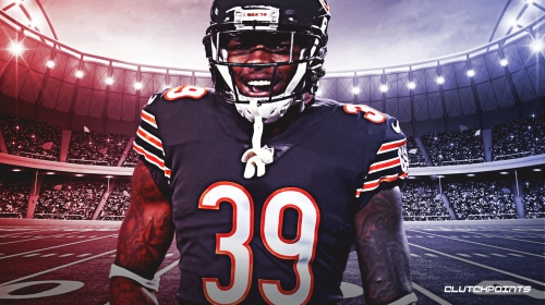 Bears safety Eddie Jackson says Chicago plans on 'taking this whole thing'