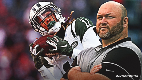 Jets GM Joe Douglas says watching WR Robby Anderson was a 'pleasant surprise'