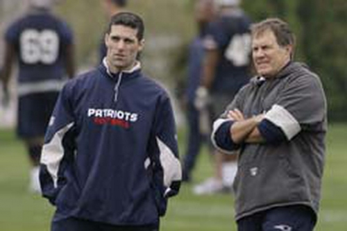 An upset Nick Caserio could spell trouble for the Patriots