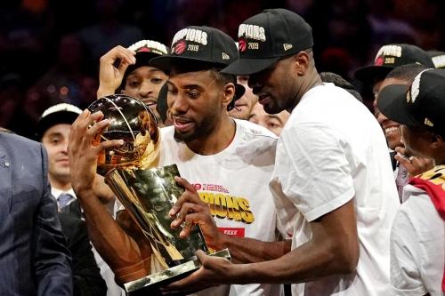 There's a lesson in the Raptors' NBA Championship run