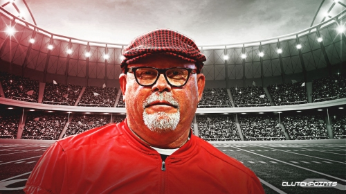 Bruce Arians says Bucs don't need star running back