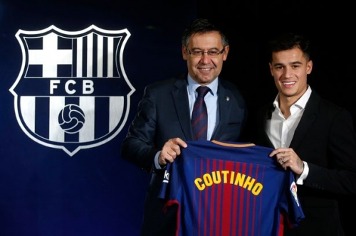 Philippe Coutinho rules out a move to Manchester United out of respect for Liverpool FC