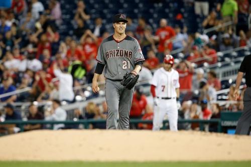 Zack Greinke trade rumors: Arizona Diamondbacks pitcher's MLB trade value on the rise?