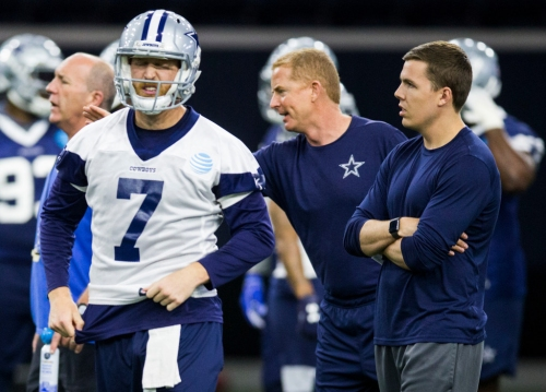 Who will be behind Dak Prescott? The Cowboys backup QB competition is still too close to call