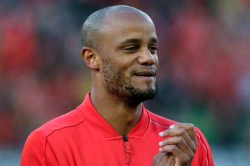 Vincent Kompany eyeing two Man City signings as Anderlecht boss